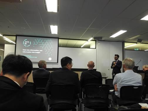 东华大学我院博士研究生赴澳大利亚悉尼参加国际学术会议